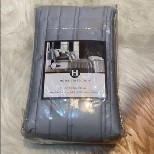 Hotel collection modern frame quilted europen sham